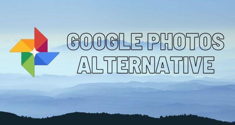 The Best Google Photos alternative