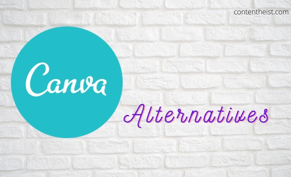 Canva Alternatives