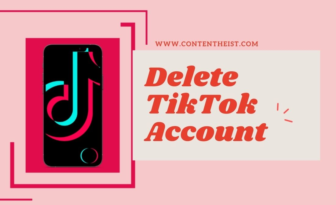Delete TikTok Account