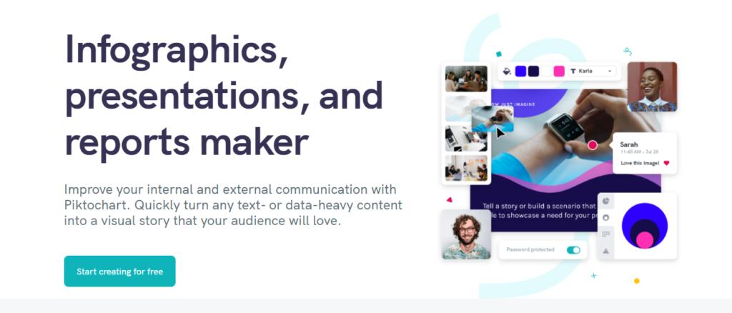 graphic design website like Canva