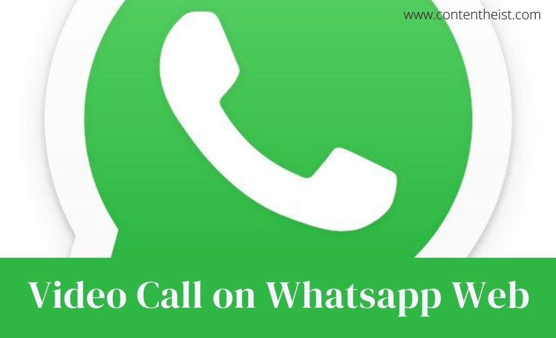 how to video chat on whatsapp desktop