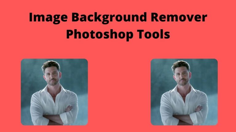 background remover photoshop